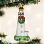 Buy Lighthouse Blown Glass Ornament from OrnamentPlus Personalized Christmas Ornaments Shop
